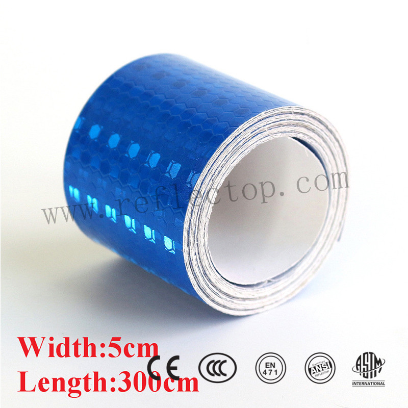 Safety Reflective Adhesive Tape