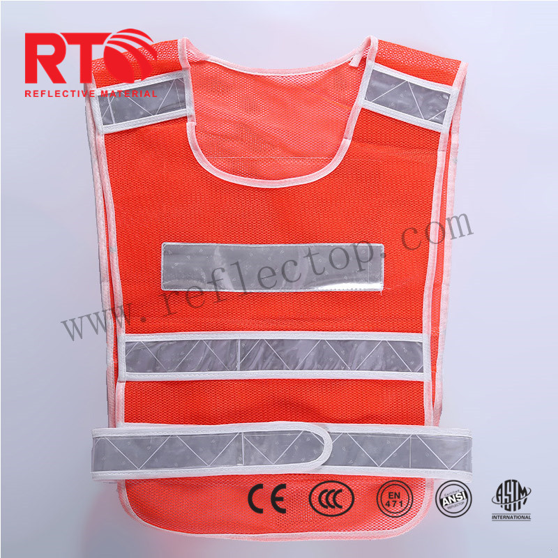 Sew on Reflective tape for safety vest