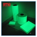 6-8hrs high glowing intensity yellow-green color luminescent film
