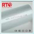 Commercial grade reflective sheeting for silk screen prinitng