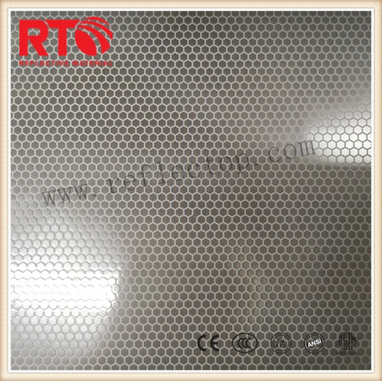 photograph relating to Printable Reflective Vinyl referred to as Large Top quality Honeycomb Prismatic Reflective Vinyl For Indicator