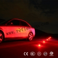 Led Power Flares Application on the road