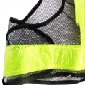 Reflective safety vest with Mesh fabric