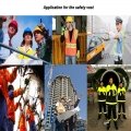Public  Hi vis  safety vest