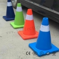 PVC  Reflective Safety Traffic Cone