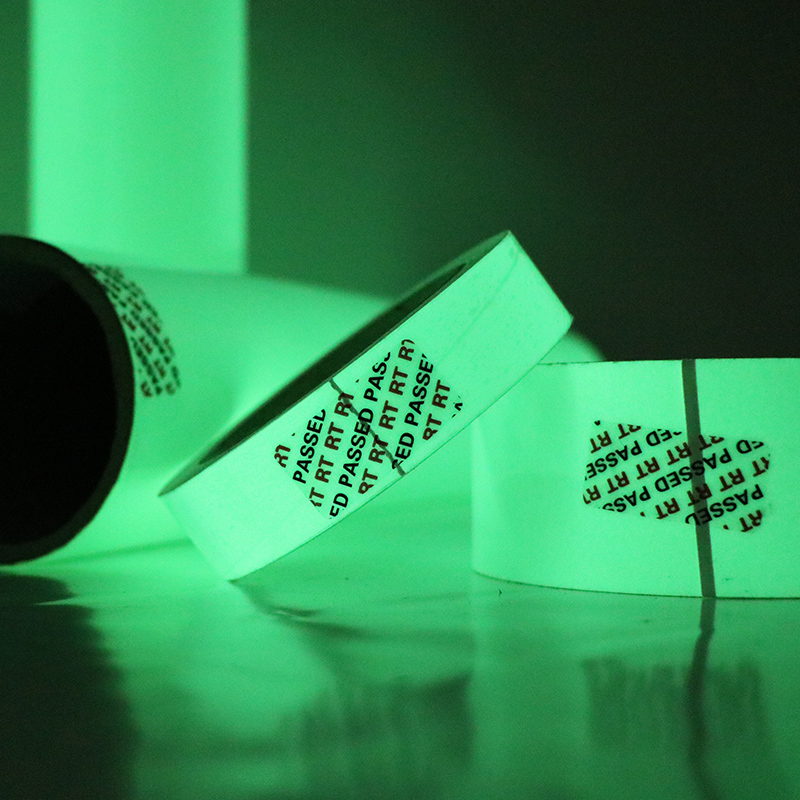 glow in the dark luminescent film
