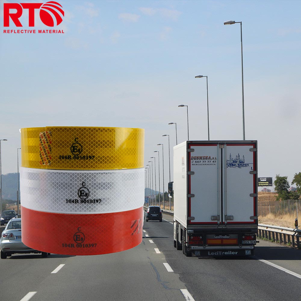EC104R Conspicuity Marking Tape